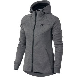 Tech Fleece hettejakke dame