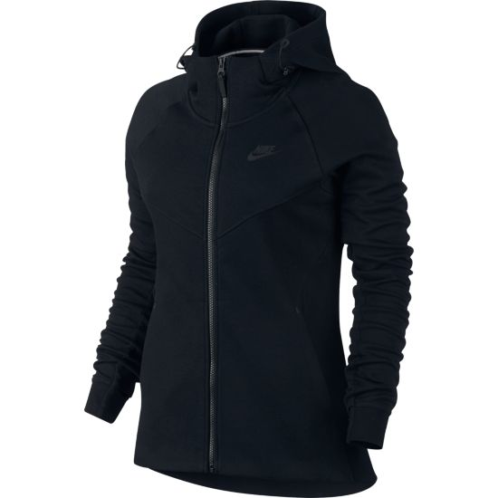 NSW Tech Fleece Hettejakke Dame
