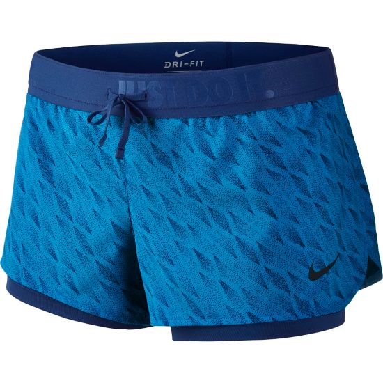 Flex 2IN1 Shorts Dame 435-LT PHOTO BL