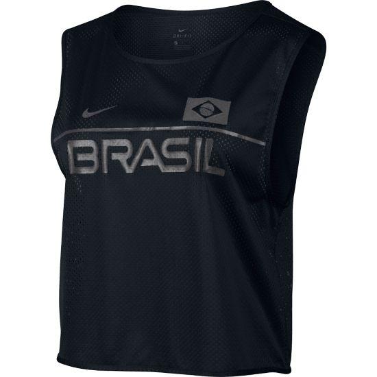 Dry Team Brazil Top Dame