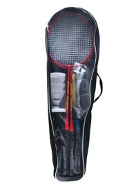 Tournament badmintonracket 4-pk