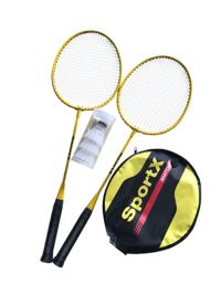 Match X2 badmintonracket