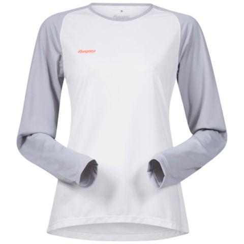 Slingsby treningsgenser dame WHITE/ALU/PUMPK