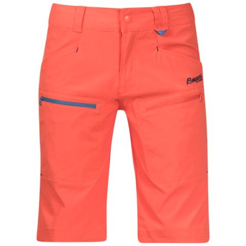 Utne Shorts Jr. KOI ORANGE/STEE