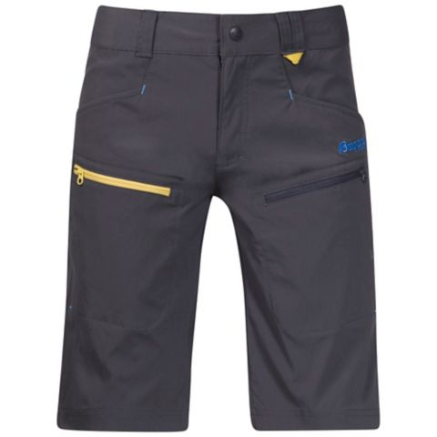Utne Shorts Jr. SOLIDCHARCOAL/Y