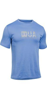 Sportstyle Branded Trenings T-Skjorte Herre