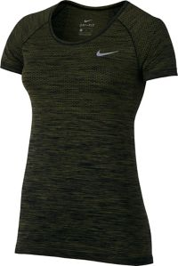 Dri-Fit Knit Trenings T-Skjorte Dame