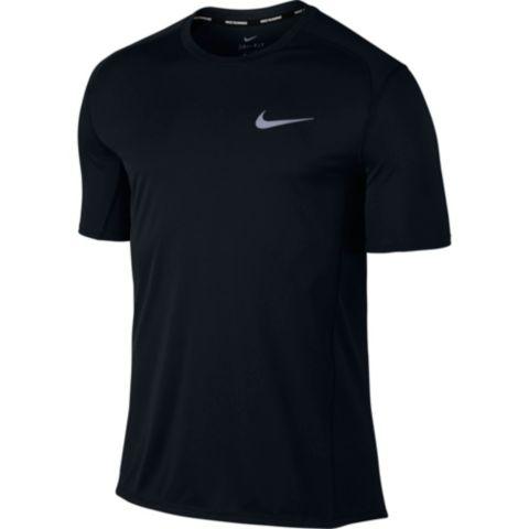 Dry Miler teknisk t-skjorte herre 010-BLACK/BLACK