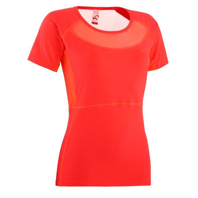 Kaia teknisk t-skjorte dame