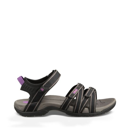 Tirra Sandal Dame BLACK  /GREY