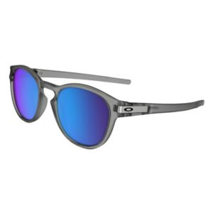 Latch Sapphire Iridium Polarized - Grey Ink
