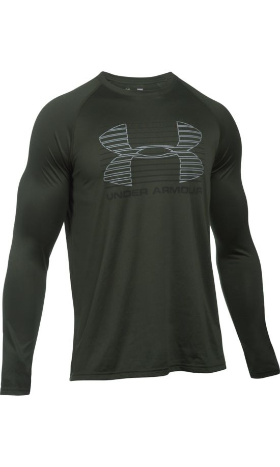 Tech Rise Up Sportstyle Ls T