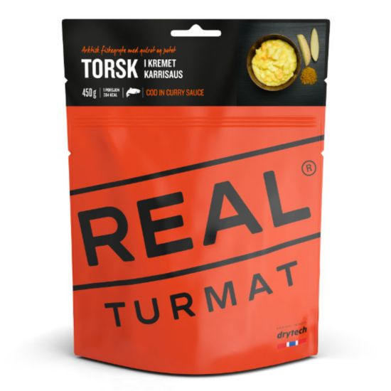 TORSK I KREMET KARRISAUS 500 G