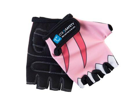 Pink Shark Sykkelhanske Barn