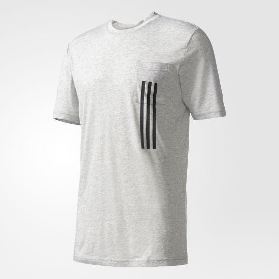 Sid 3-Stripe T-Skjorte Herre MGREYH