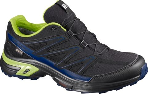 Wings Access 2 GTX Tursko Herre BLACK/BLACK/BLU