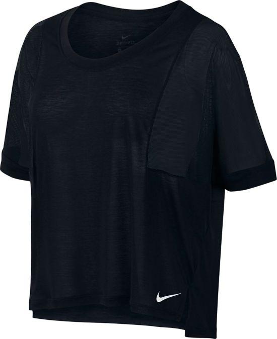 Breathe Trenings T-Skjorte Dame 010-BLACK/BLACK