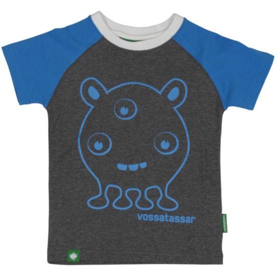 Vossatassar Riss T-Skjorte