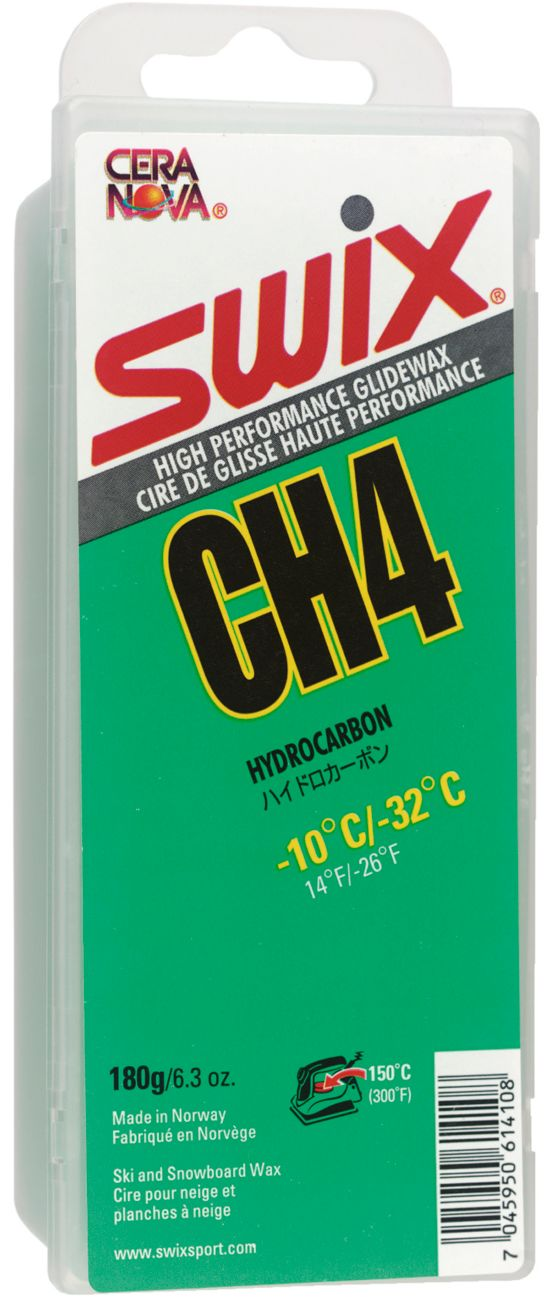 CH4 Grønn Glider -10/-32ºC 180gr