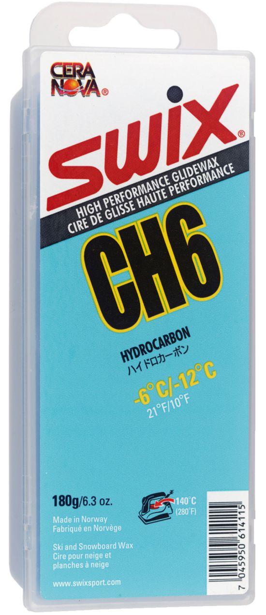 Swix Ch6 Blue -6C/-12C, 180G