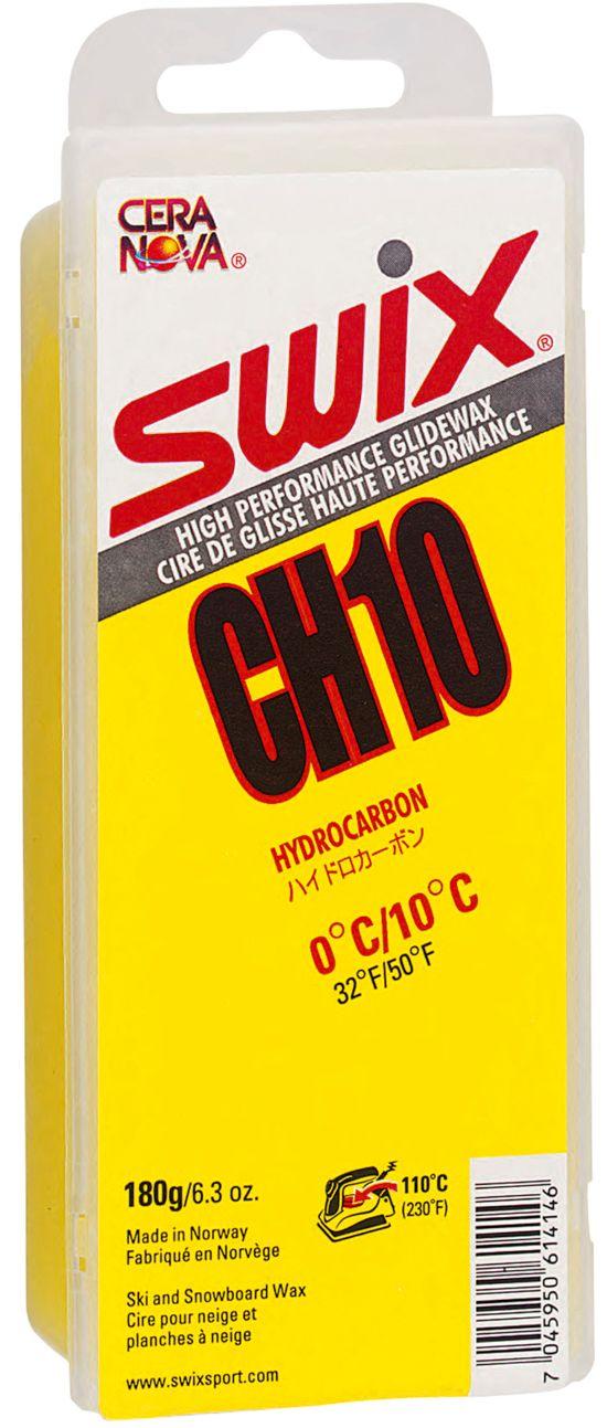 Swix Ch10 Yellow 0C/+10C, 180G