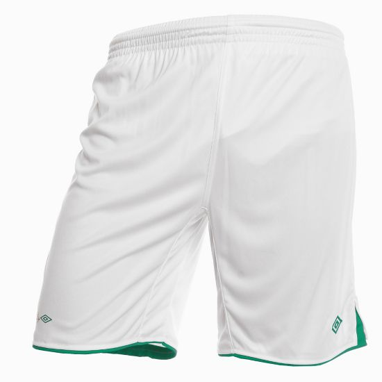 Vision Shorts WHITE/GREEN