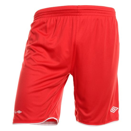 Vision Shorts RED/WHITE