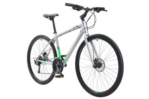 Range X3 Hybridsykkel Herre GREY/GREEN/WHT