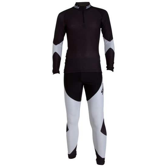 RaceX 2-pcs skisuit Mens SORT