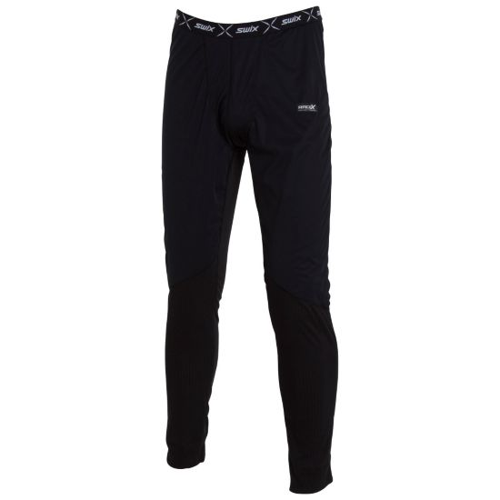 RaceX Bodyw Pant Wind Herre BLACK