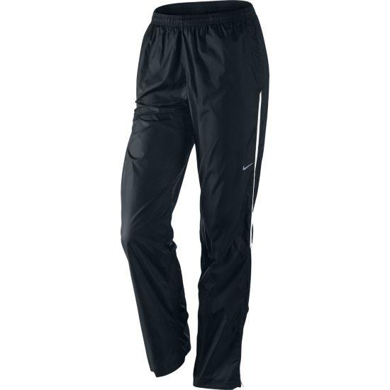 Microfiber Bukse Dame BLACK/WHITE/REF