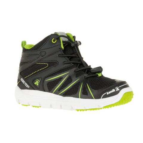 Fury High GTX Fritidssko Jr. BLACK/LIME-NOIR