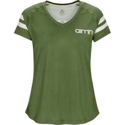 Green Tribe teknisk t-skjorte dame Green Xs Green Dame,Jente Xs