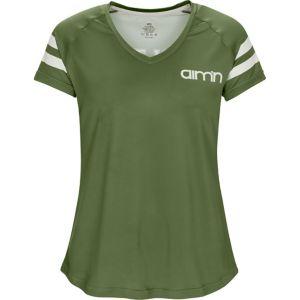 Green Tribe teknisk t-skjorte dame