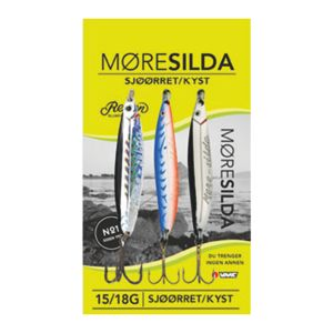 Møresilda Sjøørret/Kyst 3 Pak