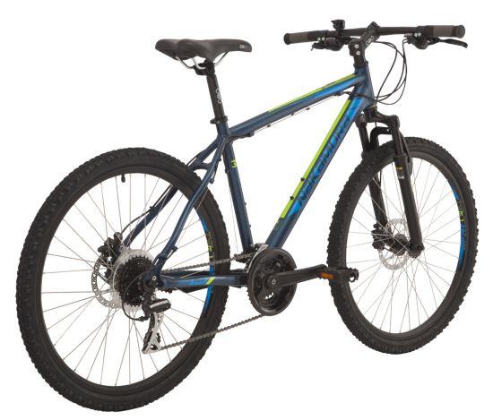 Radius M20 Terrengsykkel BLUE/BLUE/GREEN
