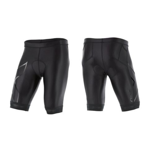 Compression trishort herre BLACK/BLACK
