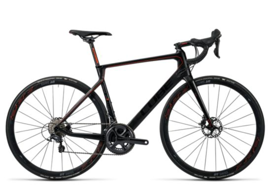 Agree C : 62 Race CARBON/FLASHRED