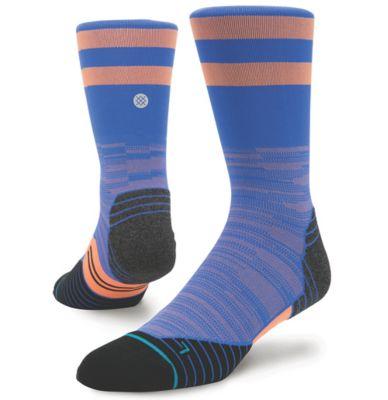 Stance Uncommon Solids teknisk sokk herre Blue 38-42(m) Blue Herre,Gutt 38-42(m)