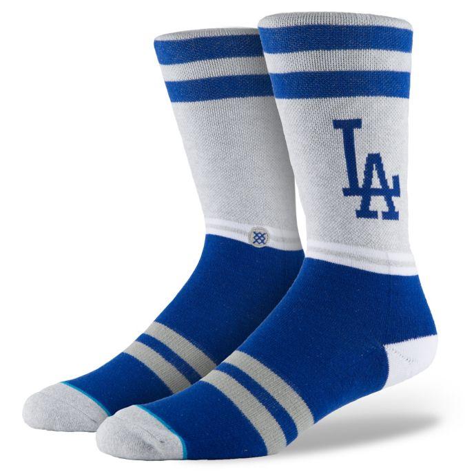 LA Dodgers tennissokk herre