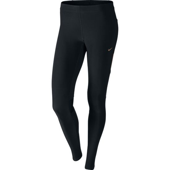 Tech Tight Dame 010-BLACK/BLACK