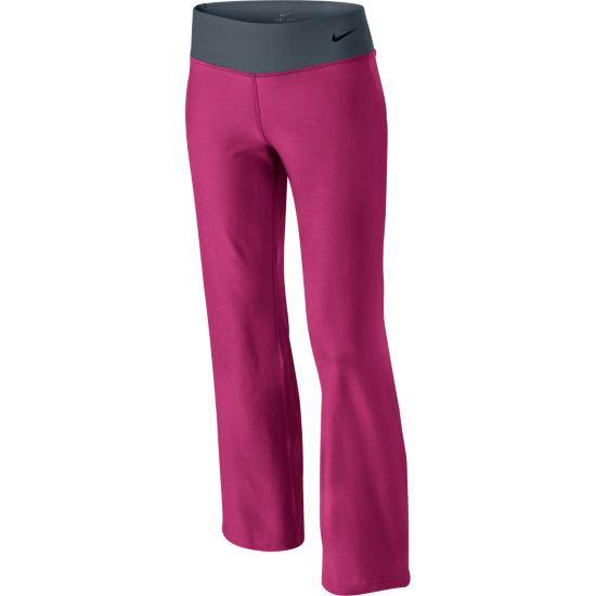 Legend Regular Poly Pant Treningsbukse Jr HYPER FUCHSIA/D