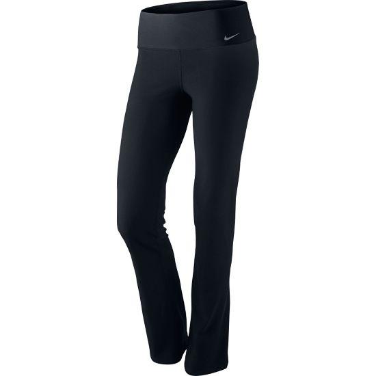 Legend 2.0 Slim Poly Bukse Dame BLACK/COOL GREY