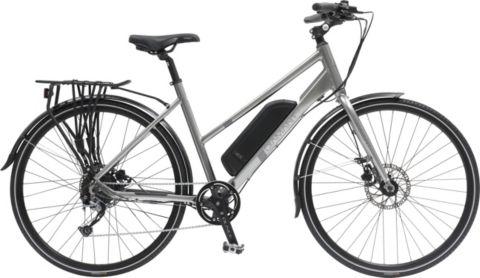 Volt 5 El-sykkel Dame BLUE/GREY