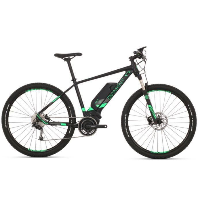 Volt Ascent 7 el-sykkel 2017