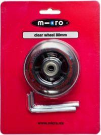 80 mm Bakhjul til Mini Micro