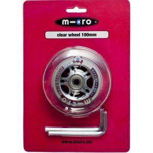 100 mm Bakhjul til Micro Sprite
