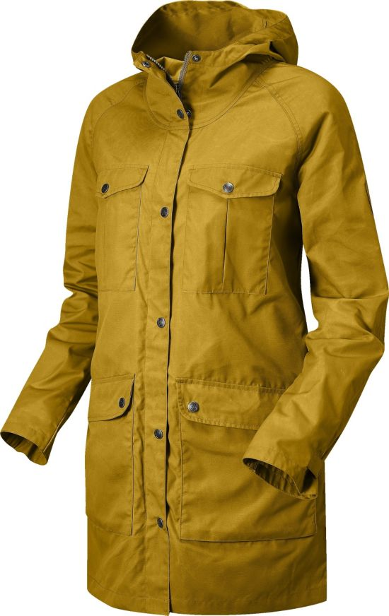 Greenland Parka Light Dame