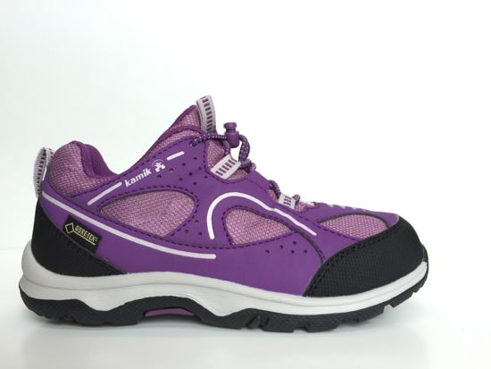 Voyager 2 GTX Fritidssko Barn GRAPE/RAISIN