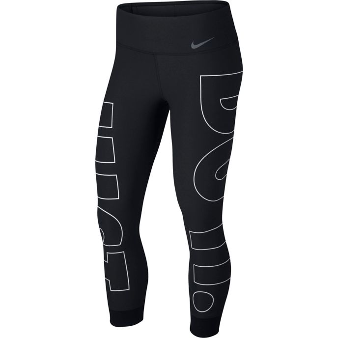 Power Legend Crop GRX Tights Dame